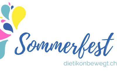 Dietikon Sommerfest 2020 | Anmeldung geöffnet